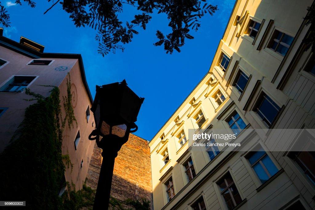 Famous place in Berlin : Stock-Foto