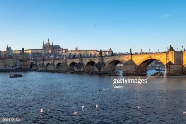 famous tourist attraction at prague, czech republic - vsojoy stock pictures, royalty-free photos & images