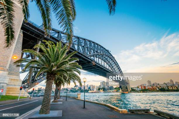famous travel destination for many travelers is sydney, australia - sydney stock pictures, royalty-free photos & images