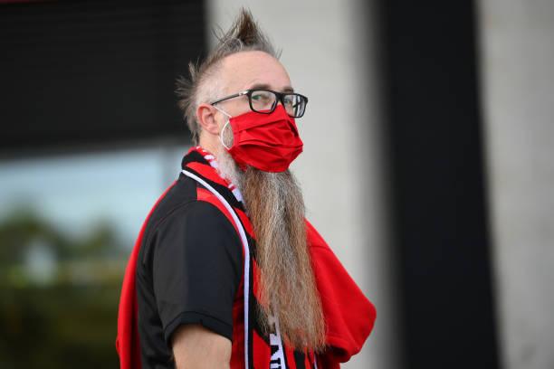 DEU: Eintracht Frankfurt v DSC Arminia Bielefeld - Bundesliga