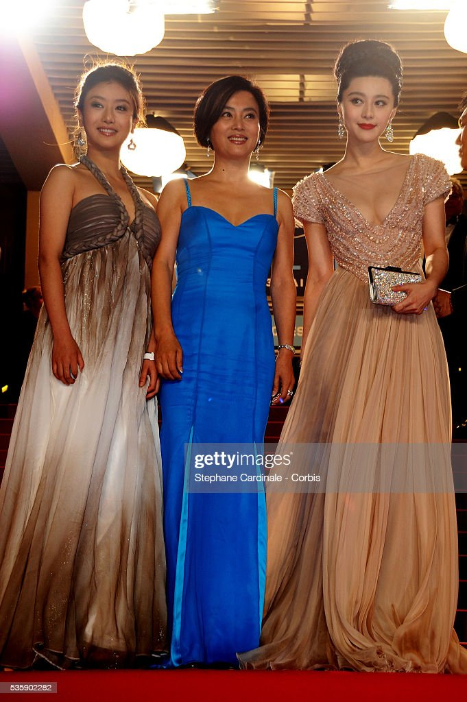 France - 'Chongqing Blues' Premiere - 63rd Cannes International Film Festival