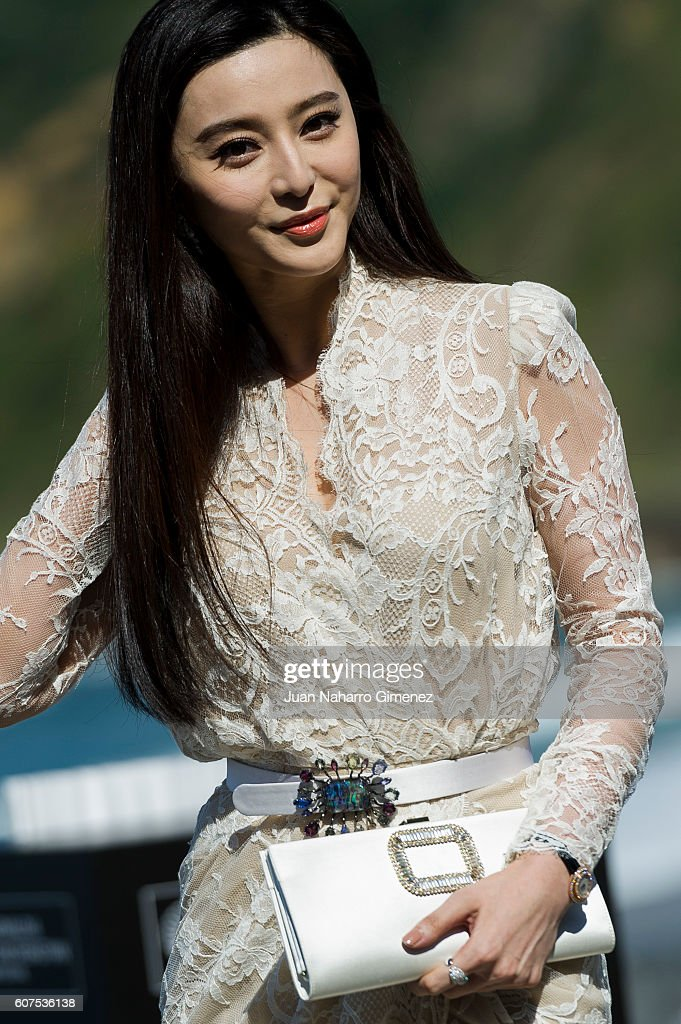 'I Am Not Madame Bovary' Photocall - 64th San Sebastian Film Festival