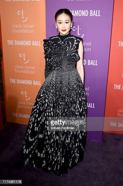 Fan Bingbing attends Rihanna's 5th Annual Diamond Ball at Cipriani Wall Street on September 12, 2019 in New York City.