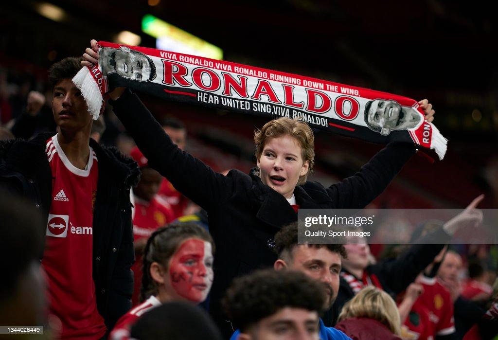 Manchester United v Villarreal CF: Group F - UEFA Champions League : News Photo