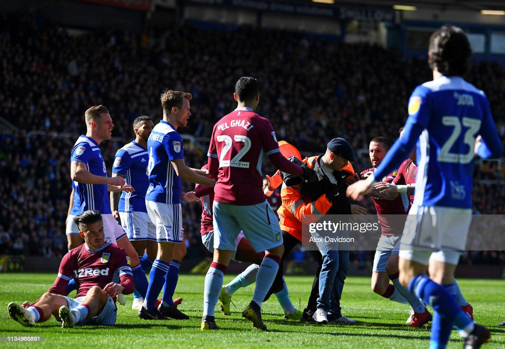 Birmingham City v Aston Villa - Sky Bet Championship : News Photo
