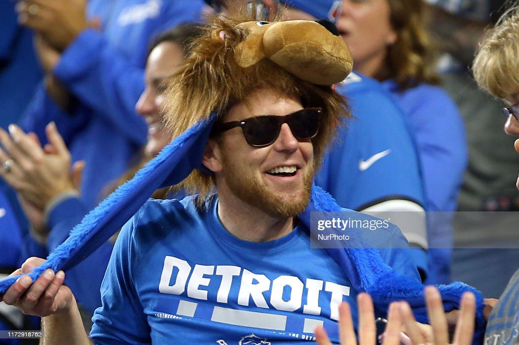 Kansas City Chiefs v Detroit Lions - NFL : News Photo