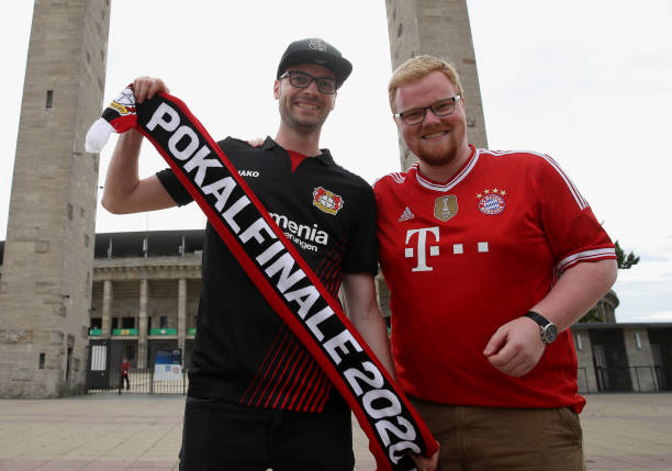 DEU: Bayer 04 Leverkusen v FC Bayern Muenchen - DFB Cup Final