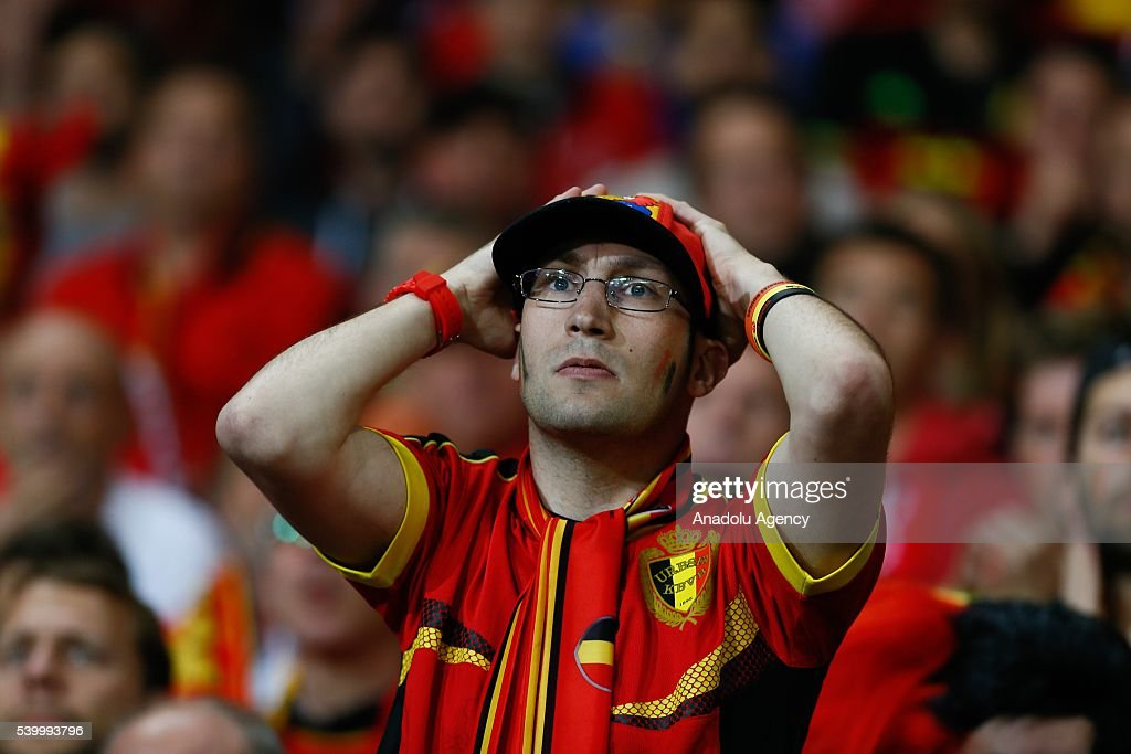 Belgium v Italia - EURO 2016 : News Photo