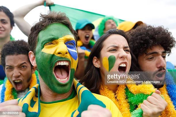 Fan of Brasil