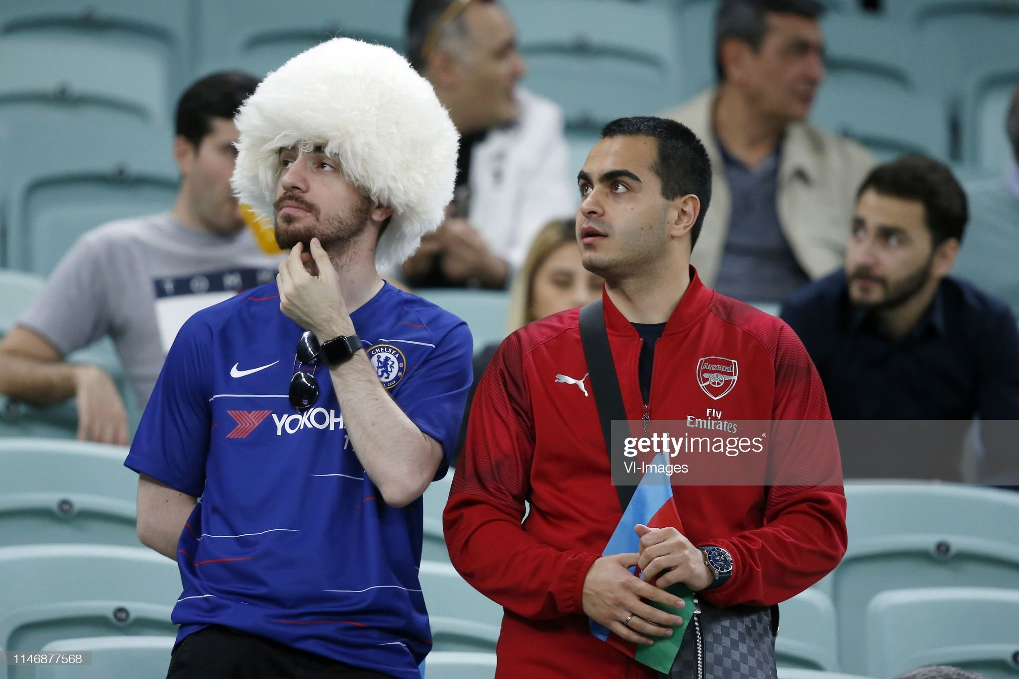"UEFA Europa League""Chelsea FC v Arsenal FC"" : News Photo"