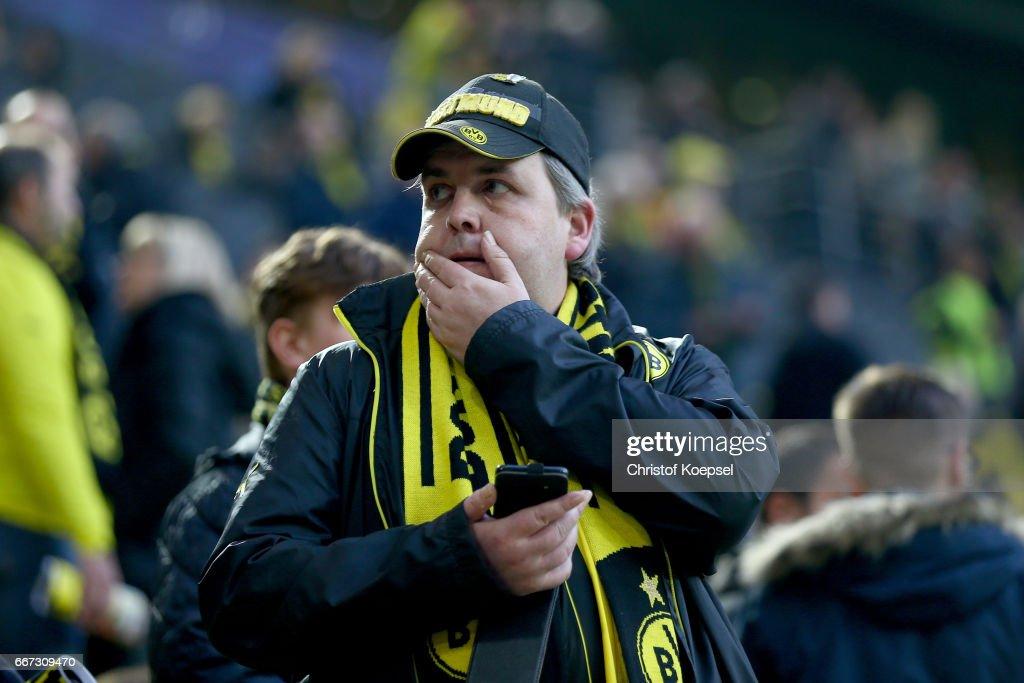 Borussia Dortmund v AS Monaco - UEFA Champions League Quarter Final: First Leg : News Photo