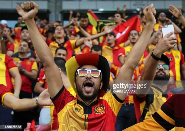 526 Esperance Sportive De Tunis Photos And Premium High Res Pictures Getty Images
