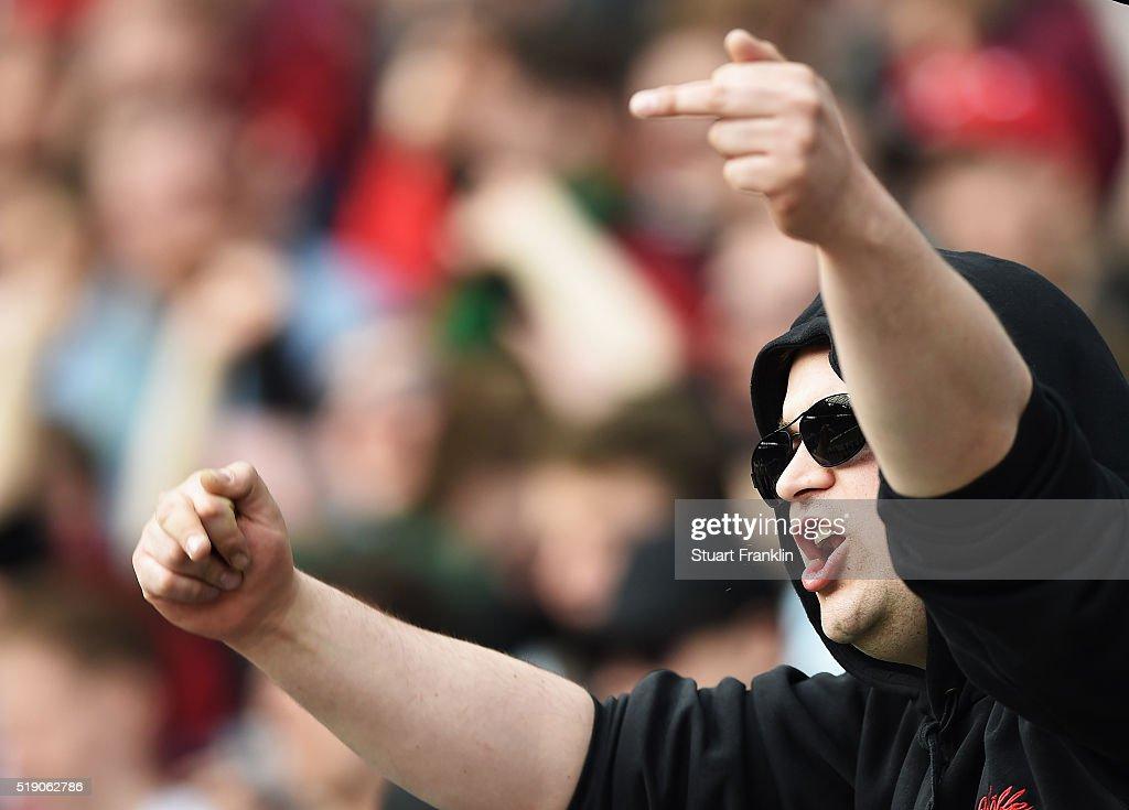 Hannover 96 v Hamburger SV - Bundesliga : News Photo