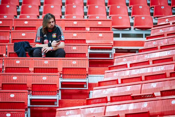 DEU: Bayer Leverkusen v Karlsruher SC - DFB Cup: Second Round