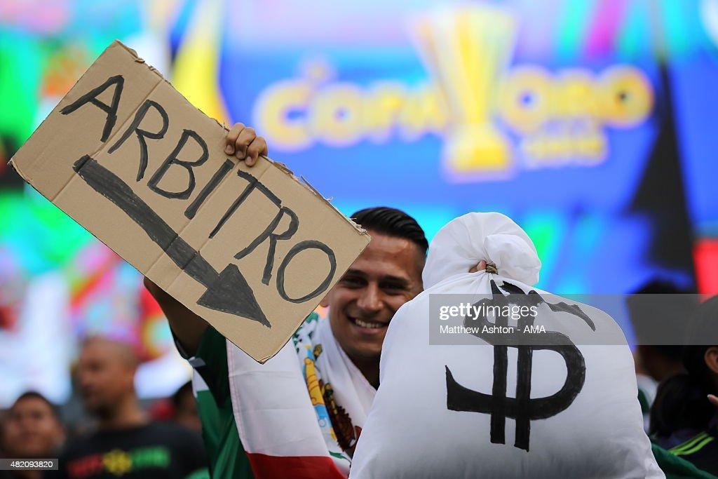 Jamaica v Mexico: Final - 2015 CONCACAF Gold Cup : News Photo