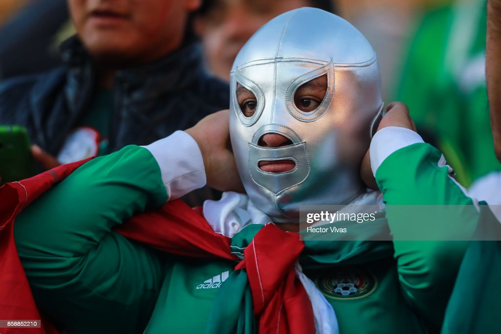 Mexico v Trinidad & Tobago - FIFA 2018 World Cup Qualifiers : Fotografía de noticias