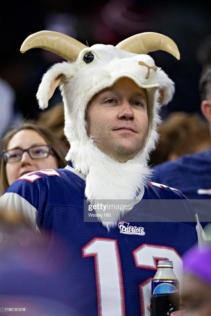 Goat Fan New England