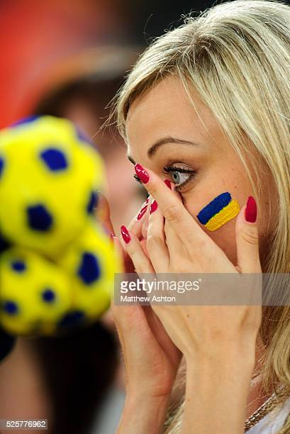 A fan of Ukraine