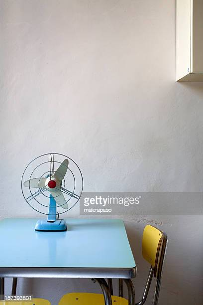 Fan sur la table