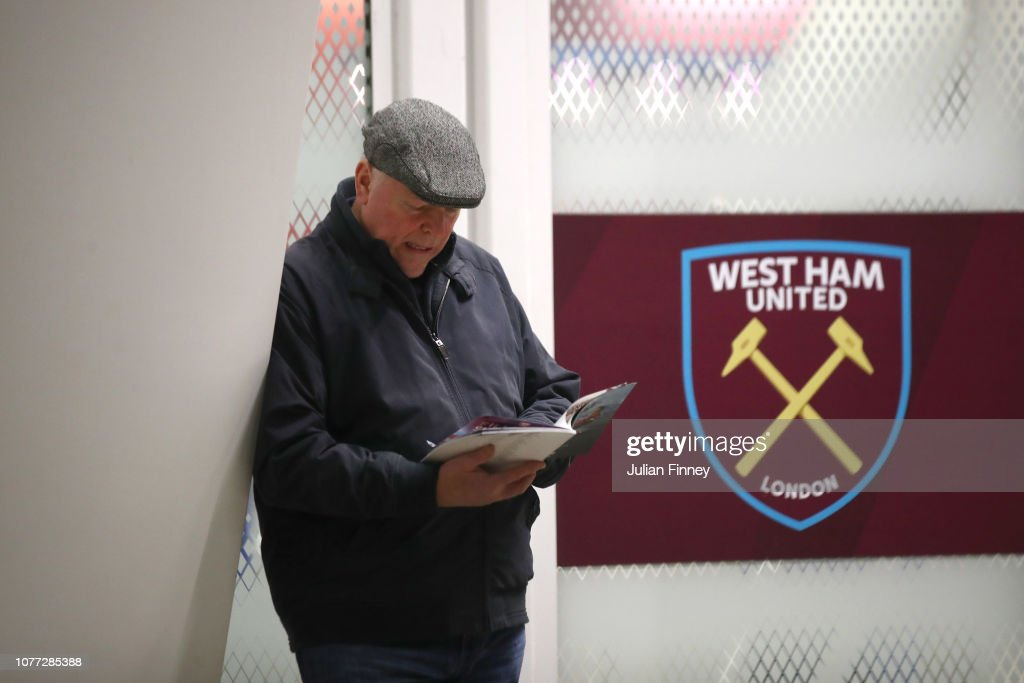 West Ham United v Cardiff City - Premier League : Nachrichtenfoto