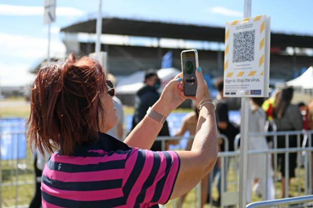 NZL: Thousands Of New Zealand Music Fans Attend SIX60 Saturdays Concert