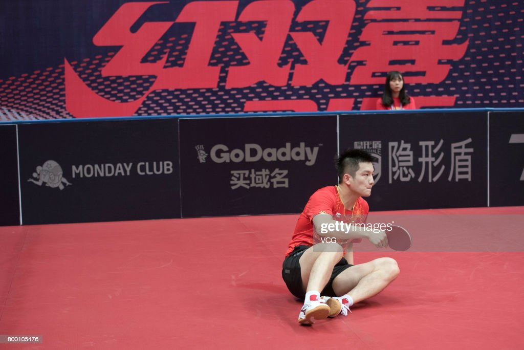 2017 ITTF World Tour China Open - Day 2