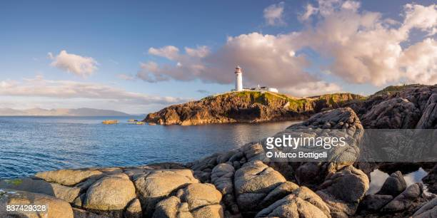 Fanad Head Lighthouse, Co. Donegal, Ireland.