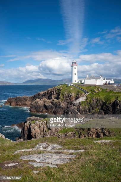 Fanad Head Lighthouse Co Donegal Republic of Ireland