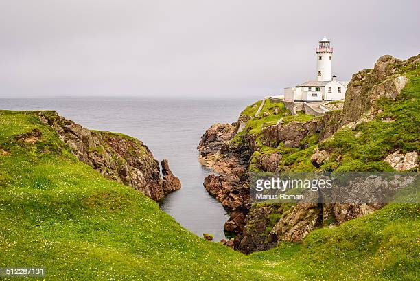 Fanad Head Lighthouse, County Donegal, Ireland.