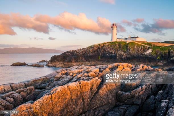 Fanad Head Lighthouse, Donega, Ireland.