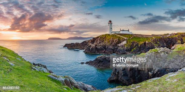 Fanad Head Lighthouse, Donegal, Ireland.