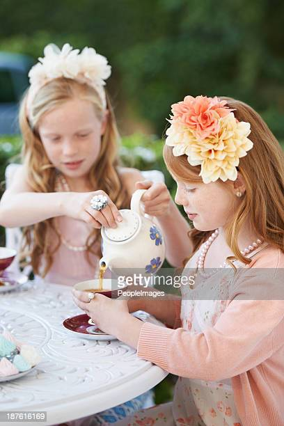 Fancy a spot of tea love?
