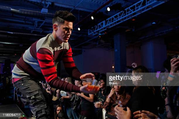 BRAVOCON Fancy AF Cocktails with Tom and Ariana Panel at Union West in New York City on Sunday November 17 2019 Pictured Tom Sandoval