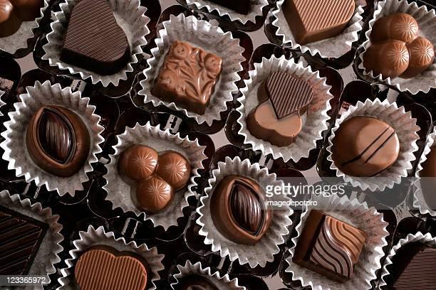 fancy des chocolats