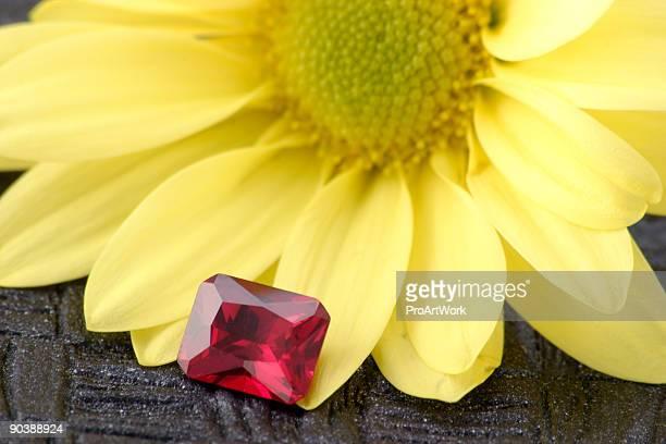 Fancy Cut Ruby