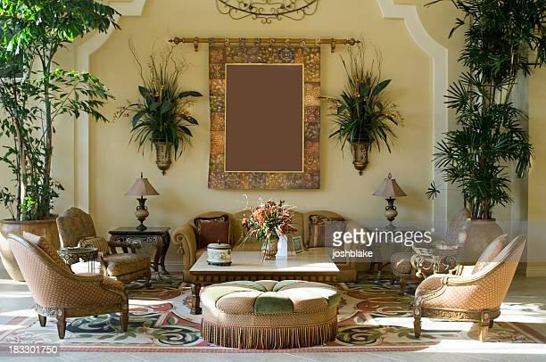 Fancy Livingroom