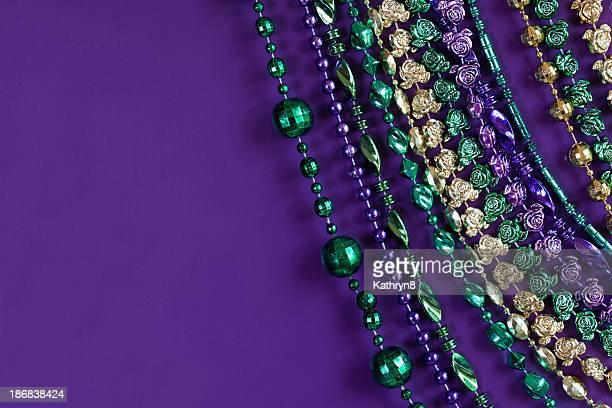Fancy Mardi Gras Beads