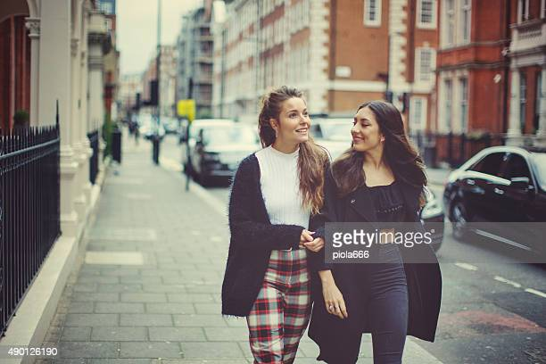 Fancy women in London