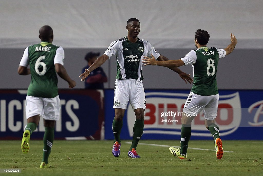 Portland Timbers v Chivas USA : News Photo