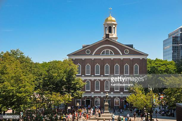 Faneuil Hall-West Face