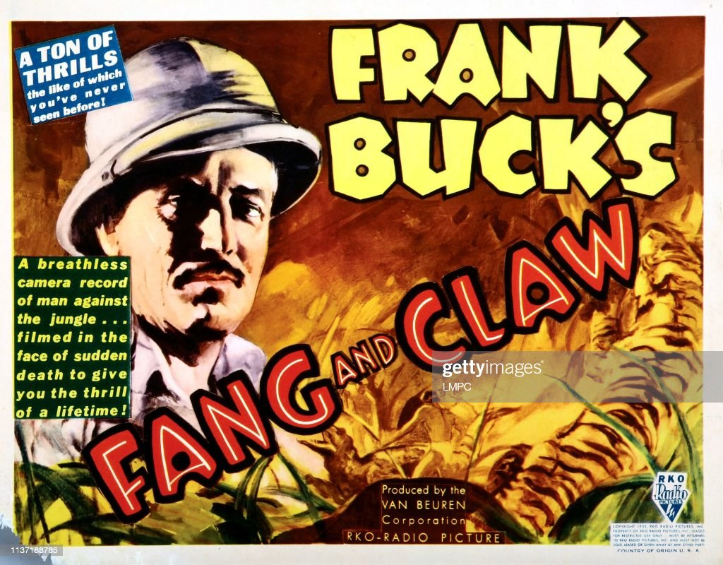 Fang And Claw : News Photo