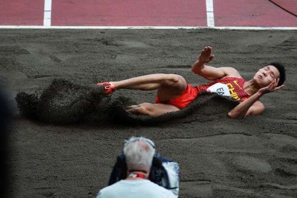 JPN: Athletics - Tokyo 2020 Olympics - Day 11