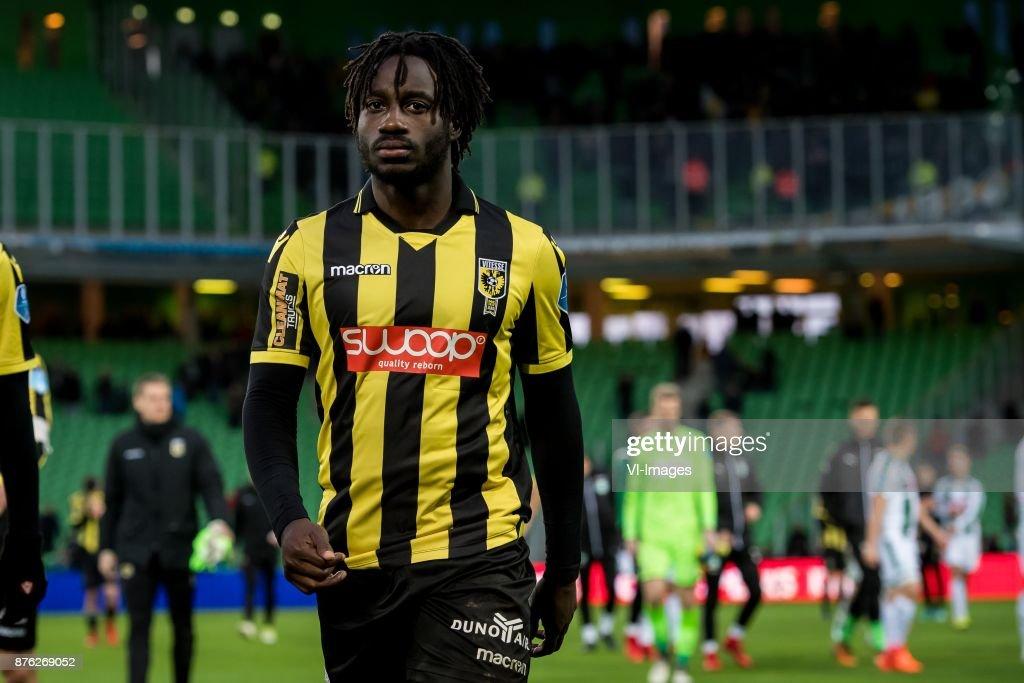 "Dutch Eredivisie""FC Groningen v Vitesse"" : News Photo"