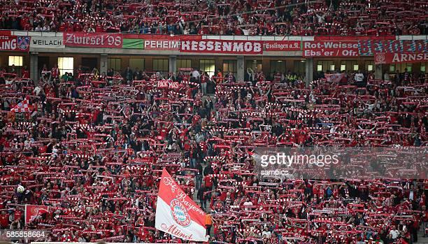 Fankurve Fc Bayern Munchen Fussball Dfb Pokalfinale