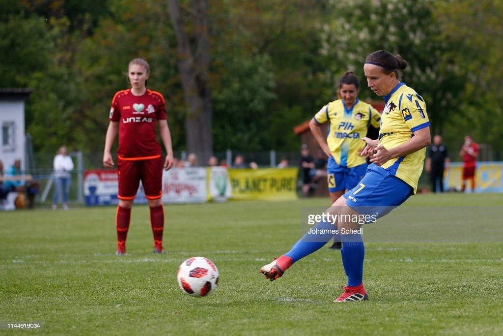 AUT: SKN St. Poelten Women's v Union Kleinmuenchen Women's - Planet Pure Frauen Bundesliga