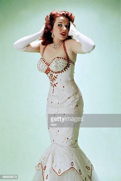 Fannie Belle Fleming alias Blaze Starr amous pinup 1950