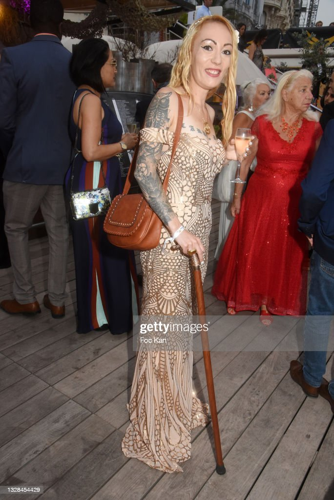 Better World Fund Charity Gala - The 74th Annual Cannes Film Festival : News Photo