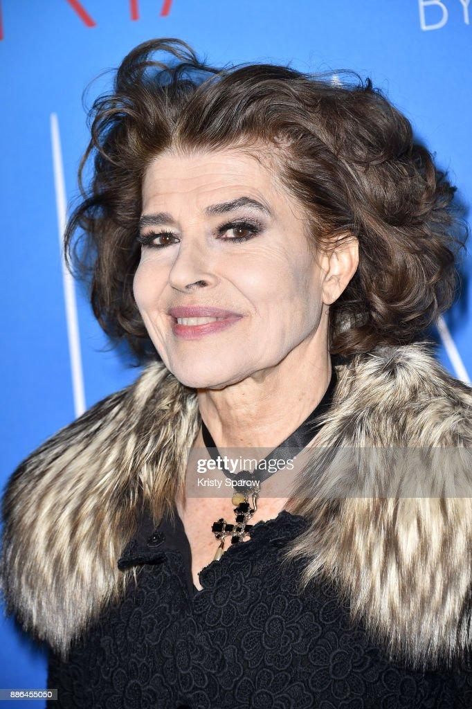"""""""Maria By Callas"""" Paris Premiere At Cinema UGC Normandie"""