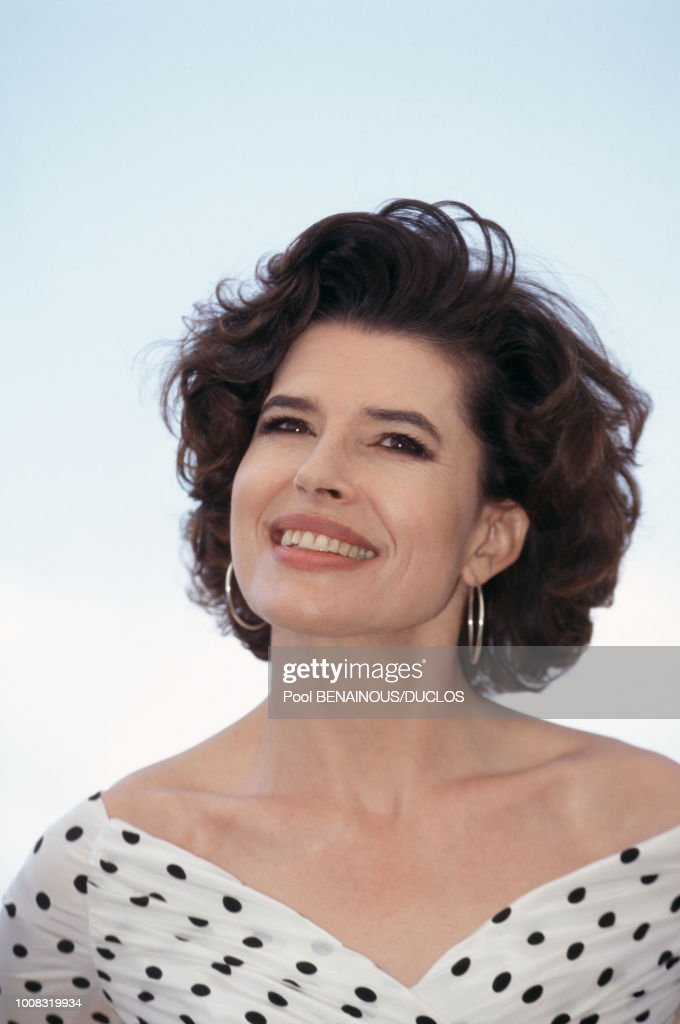 Portrait de Fanny Ardant : News Photo