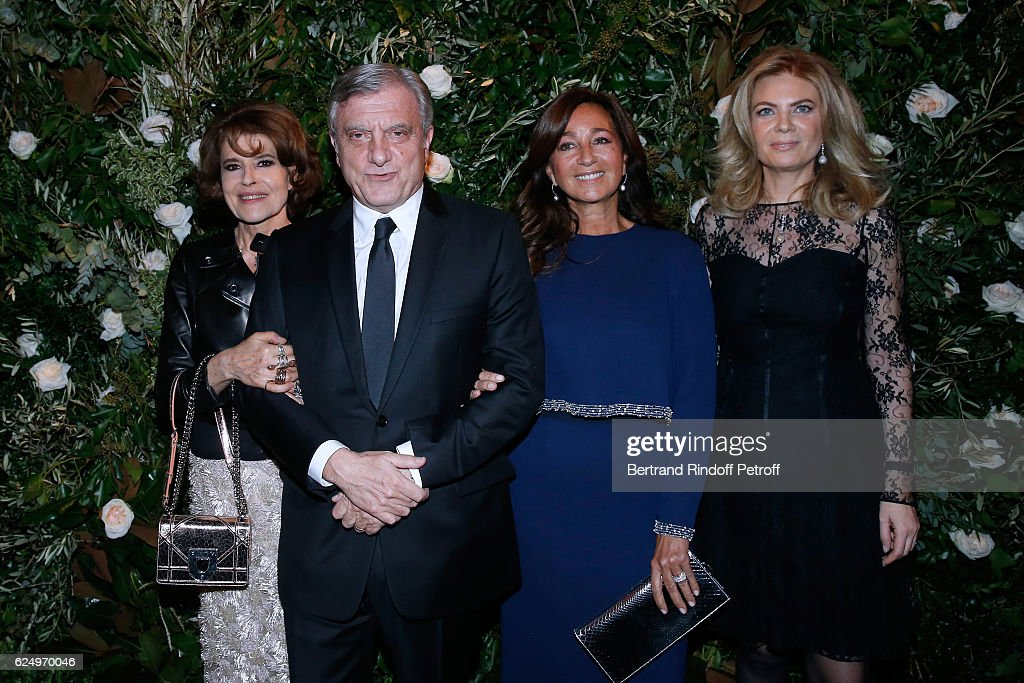 """""""Care"""" Charity Dinner  At Espace Cambon in Paris"""